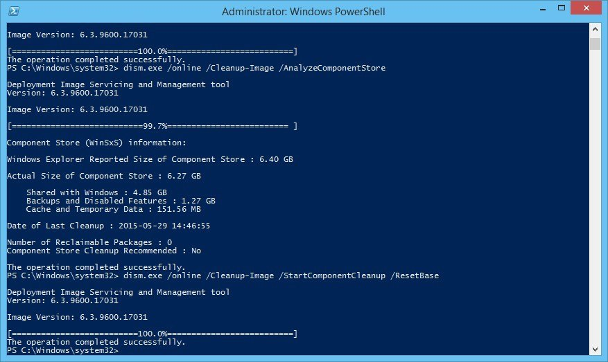 Disk Cleanup in Windows Server - Sysadmins of the North