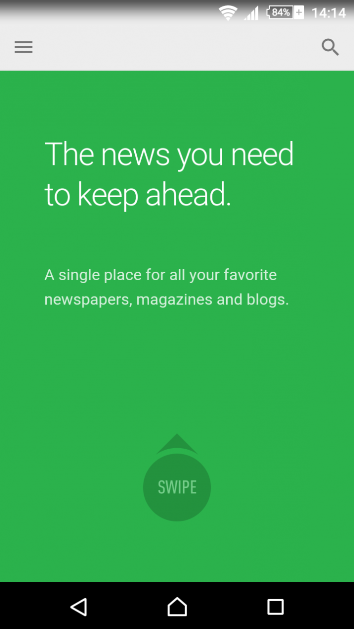 Saotn.org RSS-feed in feedly